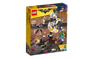 LEGO BATMAN MOVIE 70920 Egghead™ mechavoedselgevecht