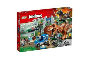 LEGO Juniors 10758  T. rex ontsnapping