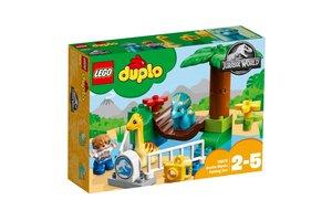 LEGO DUPLO® 10879 Kinderboerderij met vriendelijke reuzen