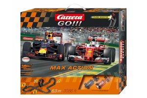 Carrera Max Action Carrera GO Verstappen vs. Vettel Racebaan