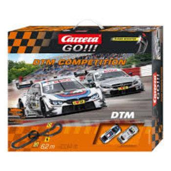 Carrera Carrera GO!!! DTM Competition - Racebaan