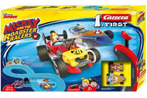 Carrera Carrera First Mickey Roadster Racers - Racebaan