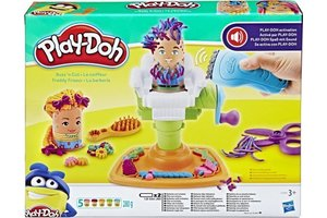 hasbro Play-Doh Trim- en Scheersalon