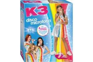 Studio 100 K3 Disco Microfoon