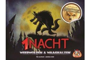 White goblin 1 Nacht Weerwolven & Waaghalzen (basisspel)