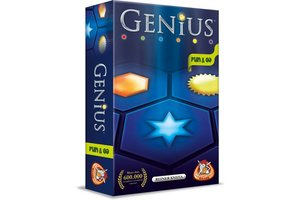 White goblin Genius Fun & Go