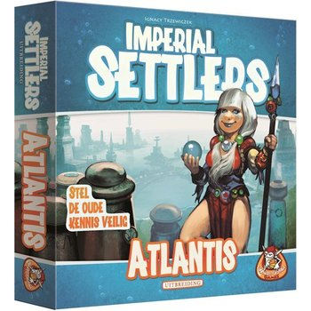 White goblin Imperial Settlers - Atlantis