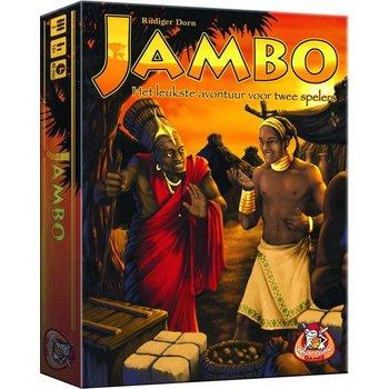 White goblin Jambo