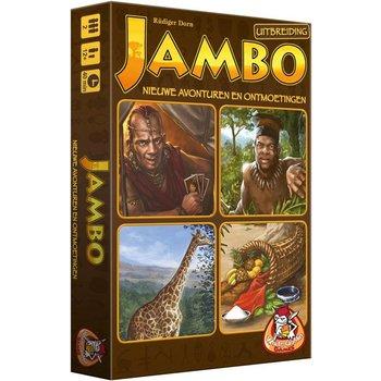 White goblin Jambo Uitbreiding - Nieuwe Avonturen en Ontmoetingen