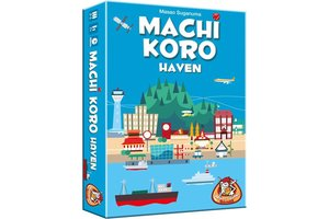 White goblin Machi Koro Uitbreiding - Haven