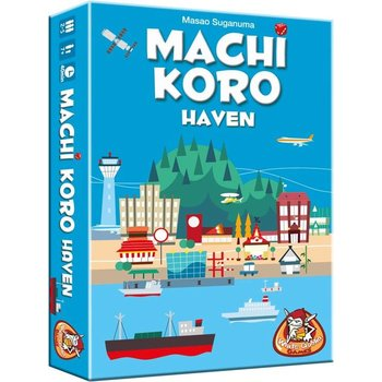 White goblin Machi Koro Uitbreiding - Haven