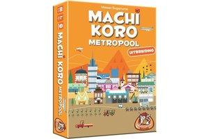 White goblin Machi Koro Metropool - Uitbreiding