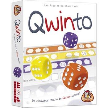 White goblin Qwinto - Dobbelspel
