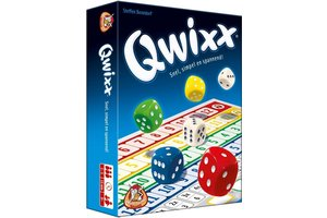 White goblin Qwixx - Dobbelspel