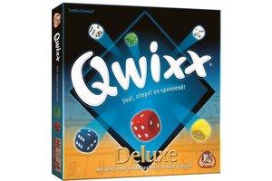 White goblin Qwixx Deluxe - Dobbelspel