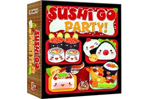 White goblin Sushi Go Party