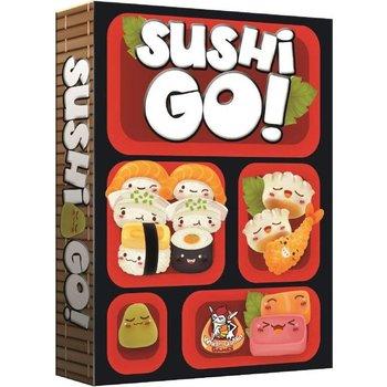 White goblin Sushi Go Kaartspel