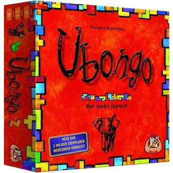 White goblin Ubongo