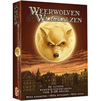 White goblin Weerwolven & Waaghalzen