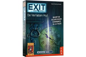 999 Games EXIT De Verlaten Hut - Escape Room