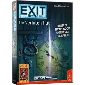 999 Games EXIT De Verlaten Hut - Escape Room