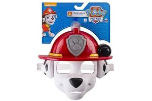 Paw Patrol Rescue Mission Masker - Marchall
