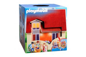 Playmobil PM Dollhouse - Mijn meeneempoppenhuis 5167