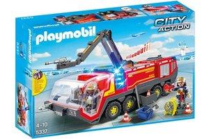 Playmobil 5337 Luchthavenbrandweer met licht & geluid