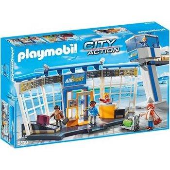 Playmobil PM City Action - Luchthaven met verkeerstoren 5338