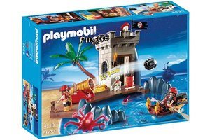 Playmobil 5622 Piraten schuilplaats