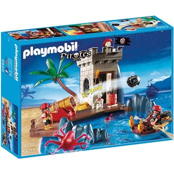 Playmobil 5622 Piraten schuilplaats