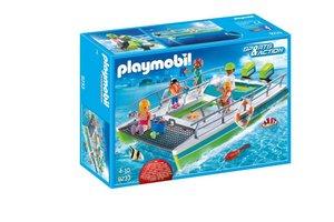 Playmobil 9233 Glasboot met onderwatermotor