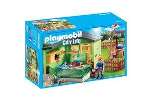 Playmobil 9276 Kattenverblijf