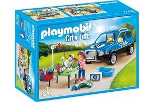 Playmobil 9278 Mobiel hondensalon