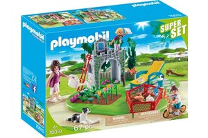 Playmobil 70010 Familietuin