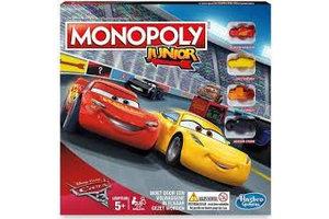 Hasbro Disney Cars 3 - Monopoly Junior