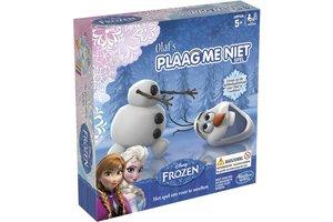 Hasbro Disney Frozen - Olaf's Plaag Me Niet Spel