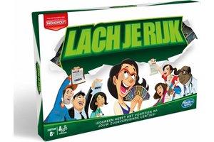 Hasbro Lach je Rijk Monopoly