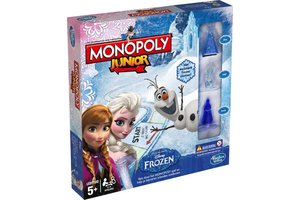 Hasbro Disney Frozen - Monopoly Junior