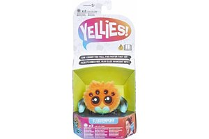 Hasbro Yellies - Flufferpuff (interactieve spin)