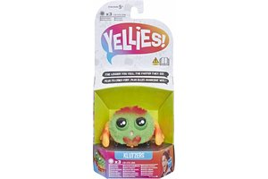 Hasbro Yellies - Klutzers (interactieve spin)