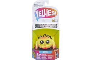 Hasbro Yellies - Peeks (interactieve spin)