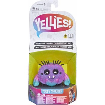 Hasbro Yellies - Toofy Spooder (interactieve spin)