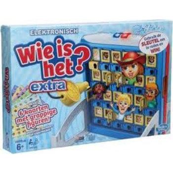 Hasbro Wie Is Het? Extra ELEKTRONISCH