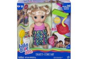 Hasbro Baby Alive - Sarah snoepende babypop