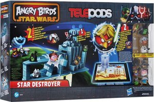 Hasbro Angry Birds Star Wars Telepods Star Destroyer