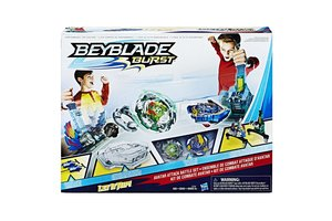 Hasbro Beyblade Burst Avatar Attack Battle Set