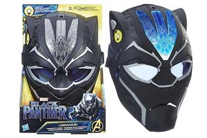 Hasbro Black Panther Vibranium Power FX Masker