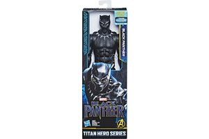 Hasbro Marvel Avengers Black Panther Titan Hero 30cm