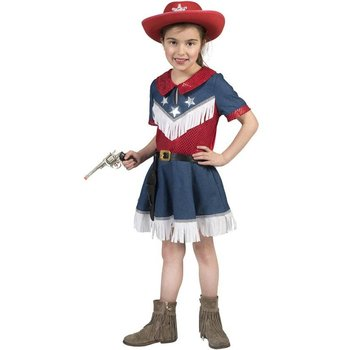 Cowboy Jeans Girl
